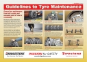 Tyre Maintenance Poster 2016