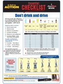 Don't drink and drive - Checklist
