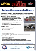 Accident Procedures for Drivers
