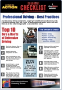Drive Report Essential Checklist