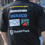 Behind the logos on this T-Shirt are passionate people who are determined to make a difference. Thank you