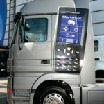 The trend of OEM's offering their own FM packages as part of their services was picked up by FleetWatch at the IAA Hannover show as far back as 2006. FleetBoard, now strong in South Africa, had a huge presence as did other manufacturers like DAF, Volvo, Scania and others with their systems.