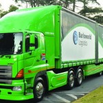 After a six month trial run, the Green Trailer has proved its worth and Barloworld Logistics is now planning to convert the rest of the fleet on the same route running the same contract.