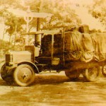 The tradition of transport in the Christowitz family goes back to 1921 when  CJ Christowitz started a transport company in Nyasaland using a Model-T Ford. It was rough and pioneering stuff.