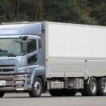 Fuso has moved the hybrid concept up into the long-haul ranks with the new Super Great HEV model.