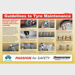 Guidelines to Tyre Maintenance