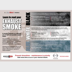 Learn to read your Exhaust Smoke