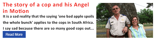 The story of a cop and his Angel in Motion