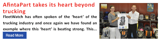 AfintaPart takes its heart beyond trucking