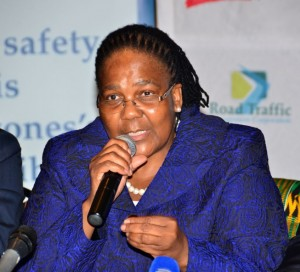 "Transport Minister Dipuo Peters – ""fleet owners will be held liable if and when their unroadworthy vehicles are intercepted on the roads or are involved in crashes."""
