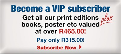 Become a VIP subscriber