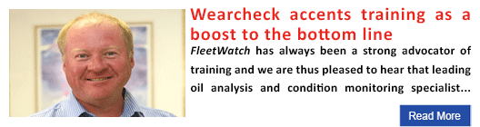 Wearcheck accents training as a boost to the bottom line
