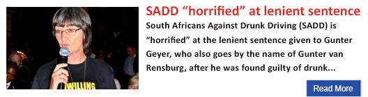 "SADD ""horrified"" at lenient sentence"