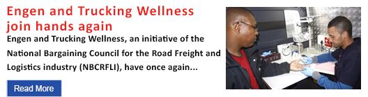 Engen and Trucking Wellness join hands again