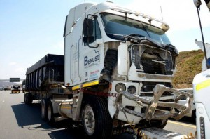 "O'Leary says if this rig had been put onto a brake roller tester prior to the accident, It would have failed and been discontinued. ""From what I saw, that truck should not have been on the road. The claim of 'brake failure' is wrong as there were no brakes to fail."" he says."