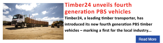 Timber24 unveils fourth generation PBS vehicles