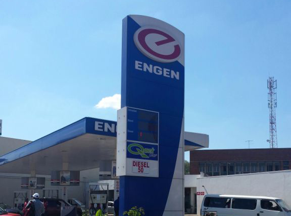 Over the past two years, Engen has more than doubled its retail network from 20 operating sites to the current 55. Engen Diesel 50 is available at most of the sites.