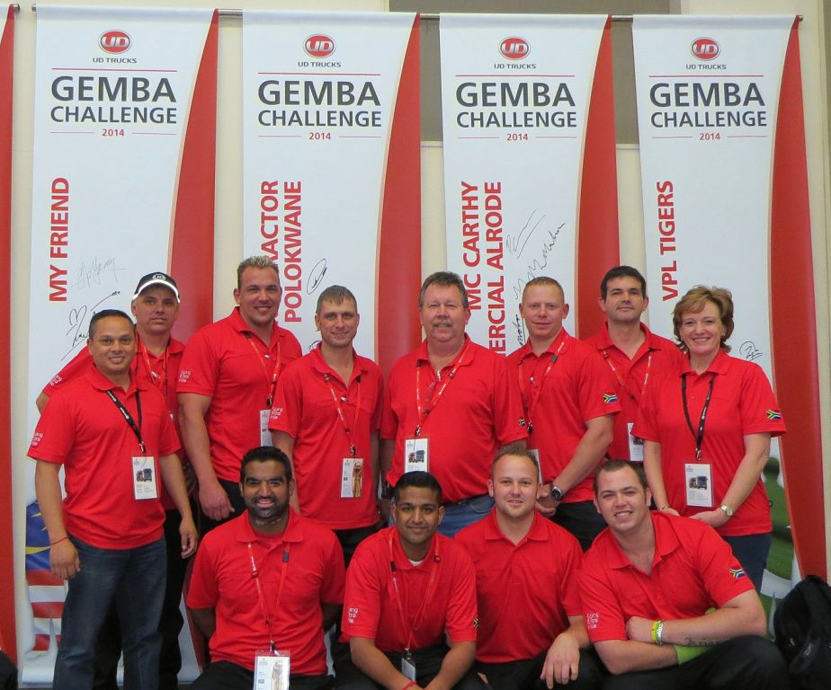 UD Trucks team crowned World Champions | Fleetwatch