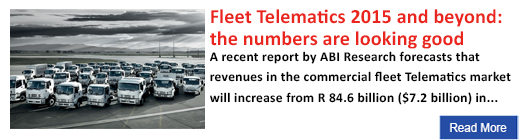 Fleet Telematics 2015 and beyond: the numbers are looking good