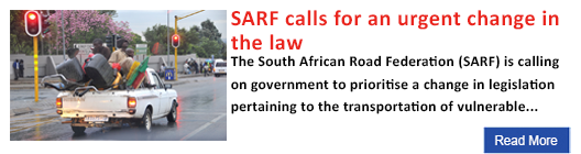 SARF calls for an urgent change in the law