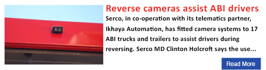 Reverse cameras assist ABI drivers