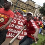 Large trade union like AMCO and NuMSA have started organising within the Road Freight Industry.