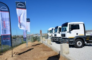 The TopUsed dealership is ideally situated on the N2 - easy visibility.