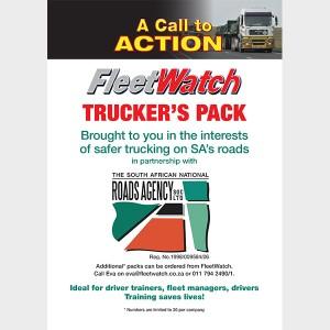 SANRAL Trucker's Pack