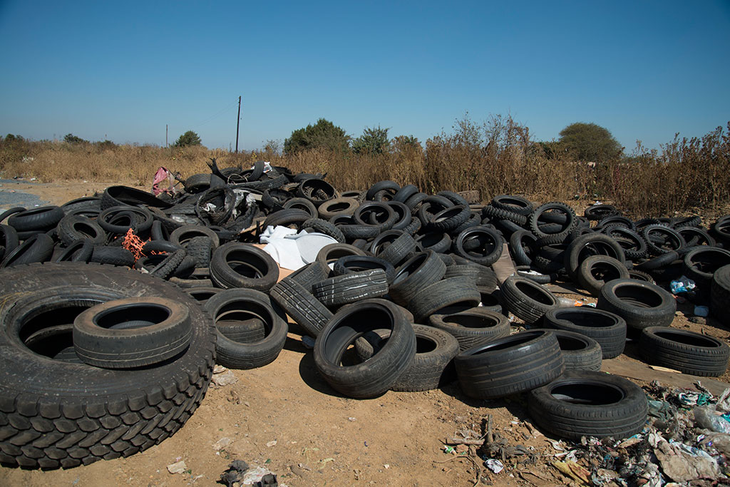 how to start a tyre recycling business in south africa