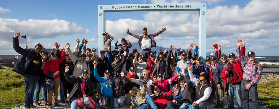 Engen partners with Plastics SA in a Robben Island clean-up