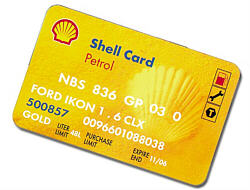 owned by shell and wesbank has allowed them to produce an elegant low cost means for truck transporters to streamline both fuel and maintenance costs - Shell Fleet Card