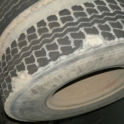 Tyre Woes Again!