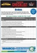 Brakes - Checklist