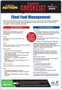 Fuel Management - Checklist