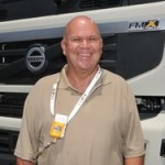 Anders Lindblatt, president, Volvo area southern Africa, is well pleased with his new FMX offering – and so he should be.
