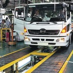 Assembly line HINO - Japan