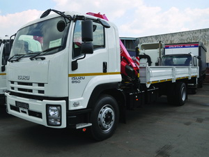 The tsunami that hit Japan will impact on the supply of new medium and heavy trucks into the South African market.