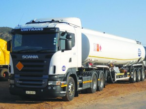 Unitrans Fuel uses Orchid FMS to enhance safety and efficiency