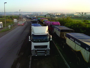 Lengthy delays at Durban Harbour almost certainly contribute to driver fatigue and accidents.
