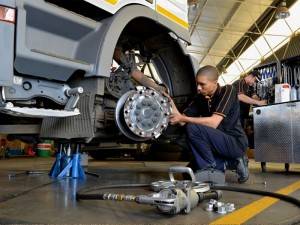Every part of a vehicle taken in by TruckStore - from the seats to the engine - is replaced or repaired where required and the body also gets a makeover to ensure stringent in-house classification standards are met. Once the vehicle has passed through the hands of the transforming mechanics, TruckStore then grades the vehicles into categories so customers will know exactly what is on offer when they purchase a vehicle. The business model is working well.