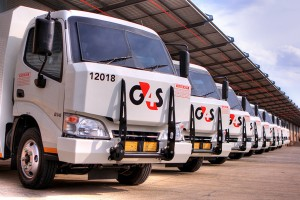Fitting the MiX Telematics fleet management solution to their vehicles has the aim of better protecting the cash G4S Cash Solutions moves around the country on a daily basis.