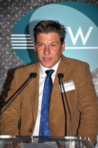 "CEO of GRW, Gerhard van der Merwe: ""Never did I envisage that we would have a need for an infrastructure such as this."""