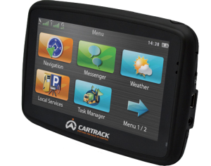 The latest addition to Cartrack's fleet offering is a mobile fleet management App