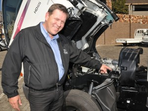 For businesses that use Hyundai commercial vehicles and require driver training, contact Danie de Beer at 010-248 8000.