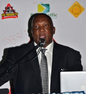 The RTMC has a new CEO. He is Advocate Makhosini Msibi who, at a recent strategy meeting attended by various stakeholders including FleetWatch, spoke of combating crime and corruption. Good to see he's walking the talk.