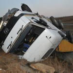 An OECD study showed that South Africa far outstrips other countries in the number of heavy vehicle accidents recorded.
