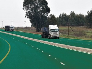 Green roads are on the horizon