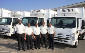 The improved service levels at Adcock Ingram's distribution centres are being complemented by the company's owner-driver-scheme, which is an Adcock Ingram enterprise development initiative.