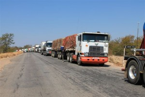 The new Ctrack Multi-comms onboard system is able to intelligently switch to satellite communication mode when a vehicle is in an area with no GSM signal coverage or crosses into another country. Now you will know when your trucks are held up anywhere in Africa such as has often happened at the Chirundu border post.