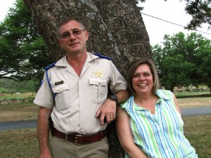 Dave and Mariette Steele. In this family, keeping the N3 safe is a family affair. We salute you both.